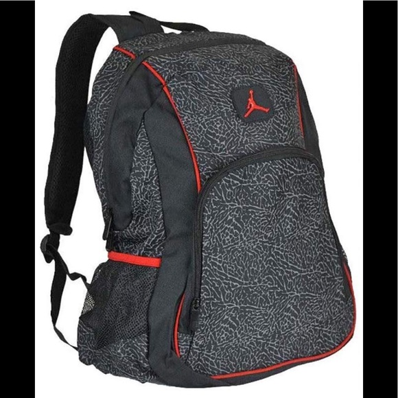b5ef319cc20cb0 AIR JORDAN ELEPHANT BACKPACK